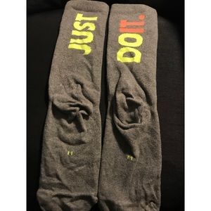 Brand New Just Do It Nike Socks
